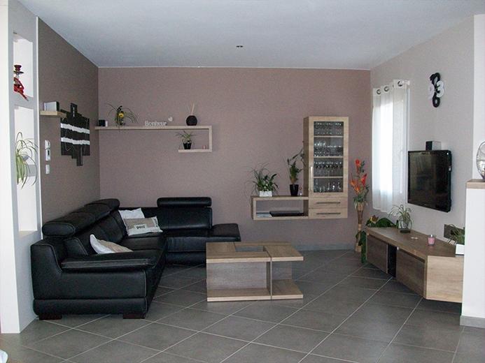 Création et aménagement de meubles de salon à Nantes - Réalisation d'aménagement intérieur par Elégance Bois - Artisan Créateur à Remouillé (44) - Agenceurs sur mesure